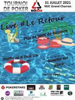 Live #Le Retour
