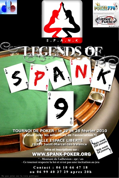 Legends of SPANK #9