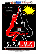 Legends Of S.P.A.N.K.